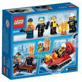 LEGO CITY Set de pompieri pentru incepatori 60106
