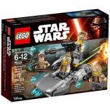 LEGO STAR WARS Pachet de lupta Rezisten 75131