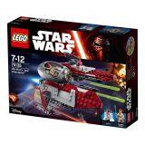 LEGO STAR WARS Obi-Wan's Jedi Intercept 75135