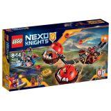 LEGO NEXO KNIGHTS Carul Haosului al lui Beast Master 70314