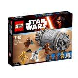 LEGO STAR WARS Capsula de salvare Droid 75136