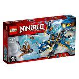 LEGO NINJAGO Dragonul lui Jay 70602