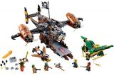 LEGO NINJAGO Nava Misfortune's Keep 70605