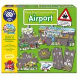 Puzzle gigant de podea Aeroport cu 9 piese