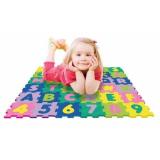 Puzzle din spuma 36 de piese 16 x 16