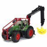 Tractor forestier Fendt 936 Vario