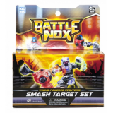 Set antrenament robot de lupta cu suport detasabil Battle Nox