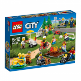 LEGO CITY Distractia din Parc 60134