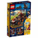 LEGO NEXO KNIGHTS Masina de asediu a generalului Magmar 70321