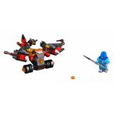 LEGO NEXO KNIGHTS Catapulta 70318