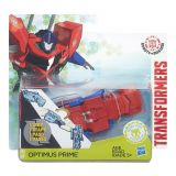 Figurina Hasbro Transformers Robots In Disguise, One Step Optimus Prime