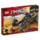 LEGO NINJAGO Vehiculul lui Cole 70589