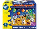 Puzzle Spatiul cosmic (25 piese)