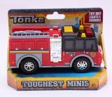 Minimodel vehicul interventie - pompieri
