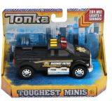 Minimodel metalic vehicule interventie - masina de politie