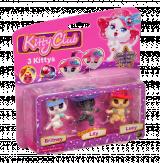 Set 3 figurine - Britney, Lily, Lucy
