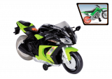Motocicleta Wheelie