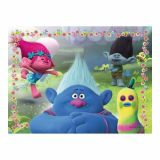 Puzzle Trolls, 12/16/20/24 piese