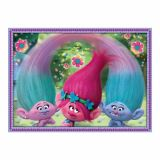 Puzzle Trolls,4x100 piese
