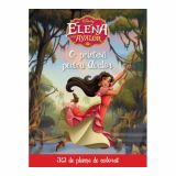 Disney. Elena din Avalor. O printesa din Avalor. 32 planse de colorat. Reeditare