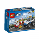 LEGO CITY ATV de capturare 60135