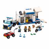 LEGO Centru de comanda mobil 60139