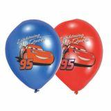 Set 6 baloane Cars 27,5 cm