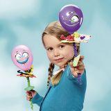 Creeaza propriile flori din baloane