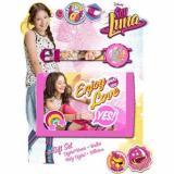 Ceas  plus portofel Soy Luna