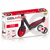 Trotineta Cool Wheels FIRE