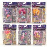 Mini papusi-personaj, Equestria Girls