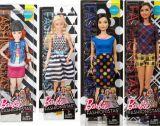 Papusa Mattel Barbie Fashionistas cu Rochie Mini de Blugi