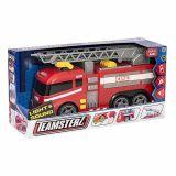 Masina de pompieri cu lumini si sunet - Fire Engine