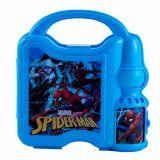 Cutie pentru sandwich cu sticla de apa Spiderman