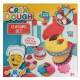 Set creatie plastilina - Cupcake Set