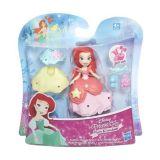 Mini papusa Disney Princess, cu accesorii