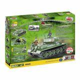 Set de construit Tanc T34 400 piese
