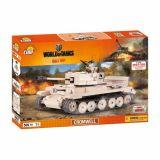 Set de construit World Of Tanks, Tanc Cromwell 505 piese