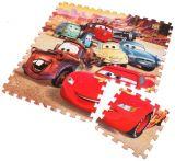 Puzzle din spuma 90 x 90 Cars