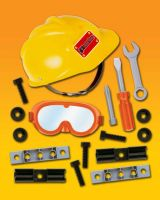 Casca, ochelarii de protectie si accesorii