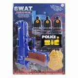 Pistol politie cu accesorii
