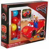 Masina Lightning McQueen gonflabila cu mingi