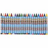24 creioane cerate Paw Patrol