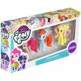 Guma de sters My Little Pony 3 figurine