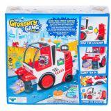 Figurine Grossery gang - Camion de spalat