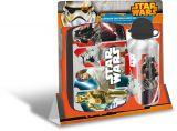 SW14026 - KE Recipient apa Al 500ml  plus cutie pranz Star Wars gri