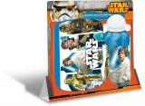 SW14027 - KE Recipient apa Al 500ml  plus cutie pranz Star Wars bleu