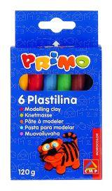 Plastilina Morocolor 120g 6 culoricutie