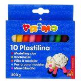 Plastilina Morocolor 180g 10 culoricutie