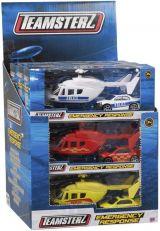 Set masina  plus elicopter de interventie